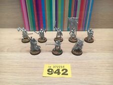 942 Warhammer Lord Of The Rings LOTR - Joblot - Metal
