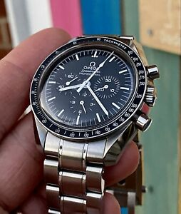 Omega Speedmaster Cal 1861 Moonwatch 3113.04  Men's Box Papers Card 2016 watch