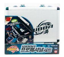 Beyblade WBBA Professional Set -Diablo Nemesis + Big Bang pegasus +Carrying Case