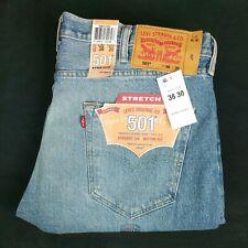 Levi's 501 Jeans Men's 38x30 Original Fit