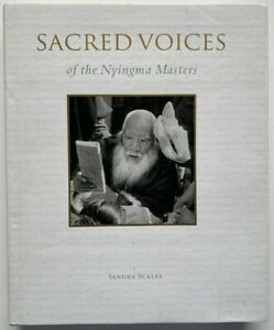 2004 1st Sacred Voices of the Nyingma Masters, Sandra Scales, Tibet, Buddhism