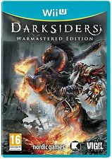 Wii U Darksiders Warmastered Edition Nuevo Precintado Pal España