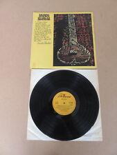 Ananda Shankar S/t Lp Raro 1970 Reino Unido Original prensado Psych Rolling Stones puertas