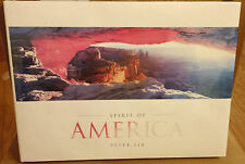 Spirit of America Book by author Peter Lik New Factory Sealed Shrinkwrapped