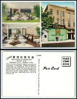 WASHINGTON DC Postcard - Cathay Restaurant Of Distinction N52