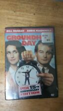 Groundhog Day [15th Anniversary Edition] DVD Region 1 15th Anniv. ED.