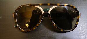 gucci aviator sunglasses men used
