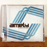 Amely Hello World Rock/Pop CD 10 Fearless Playgraded M-