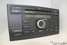 Ford radio single CD 6000cd original autoradio 2-din 3s7t-18c815-ac Pty aux-mode