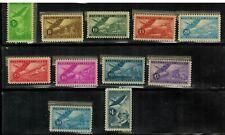 Isla DaCuba #C96-106 Complete Set 1954 MNH
