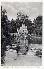 Antique Postcard - Baden Bei Wien - Bienenburg Am Seerosenteich, Austria