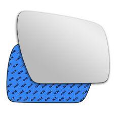 Droit Côté Conducteur Flat Wing Door Mirror Glass for KIA SOUL 2009-2014 Plaque