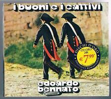 EDOARDO BENNATO I BUONI E I CATTIVI CD F.C. DISCHI D'ORO SIGILLATO!!!