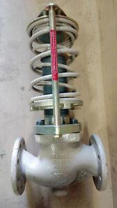 SAMSON Druckminderer Ventil Typ 2412 / DN65 , PN25 / Nr: 1073249 / Neuwertig