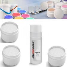 Acryl Puder Acrylpulver Polymer Powder Acrylset Starterset KLAR 3x30g und Liquid