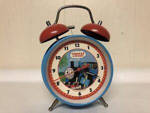 Thomas Friends Tank Engine Alarm Metal Clock Works Limited Edition 2001 Train