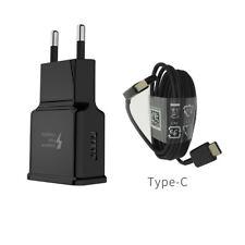 Stecker Adapter Ladegerät für original Samsung S8 S8+ S9 S9+ Schnellladekabel...