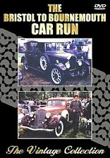 THE BRISTOL TO BOURNEMOUTH CAR RUN DVD - FREE POST IN UK