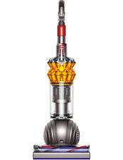NEW 213551-01 Small Ball Multifloor Upright Vacuum Cleaner: Nickel/Satin Yellow