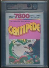 Centipede (Atari 7800, 1987) New Sealed SILVER VGA 85 NM+