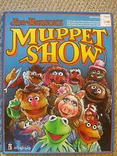 Jim Henson's Muppet Show, vintage 1980 Colorforms, Never Removed from Box!