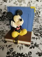 Disney's Mickey  Mouse Bookend 4""
