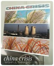 CHINA CRISIS - WORKING WITH FIRE AND STEEL. USA LP. Vinyl record