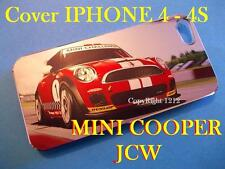 IPHONE I-PHONE 4 4S Cover Rigida MINI COOPER S JCW ONE 1000 CLUBMAN DS PACEMAN