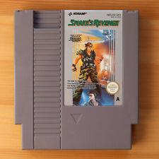 Snake S Revenge (NES) PAL-Nintendo-Königreich-Warenkorb nur (Metal Gear)
