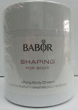 Babor Shaping For Body Lifting Body Cream Prof 500ml Pro 17 5/8 oz Freshest