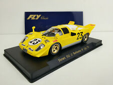 Slot car Scalextric Fly C22 Ferrari 512 S Berlinetta 8º SPA-Francorchamps 1970