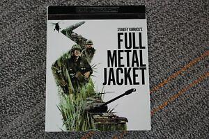 Full Metal Jacket (4k Ultra HD + Blu-ray + Digital Code, 2020)