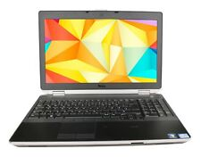 Dell Latitude E6530 CORE i5-3340M 2,7GHZ 8GB 320GB 15,6 `` 1920X1080 Win7 + DOCK