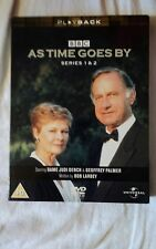 AS TIME GOES BY SERIES 1 & 2 DVD