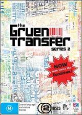 the GRUEN TRANSFER - Wil ANDERSON Todd SAMPSON - TV SERIES (2 DVD SET) NEW Reg 4