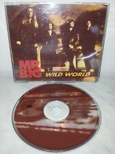 CD MR. BIG - WILD WORLD - SINGLE