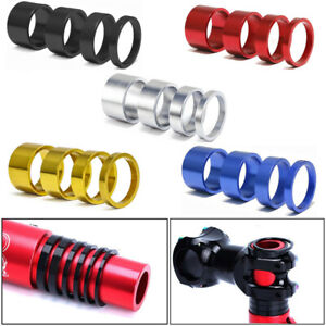 1 Set Bicycle Headset Spacer Mtb Road Bike Headset Washer Front Stem Fork SpackY