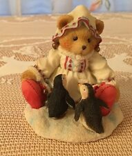 Cherished Teddies -Kristen-141194-Hugs Of Love And Friendship-Penquin's