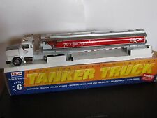 1997 Exxon Toy Tanker Truck in Box 6th series