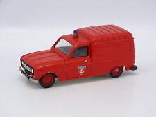Solido SB 1/43 - Renault 4 4L F6 Vigili del fuoco Parigi