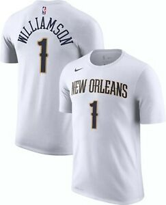 Zion Williamson New Orleans Pelicans Men's Nike Dri-FIT Tee  - FREE SHIPPING!