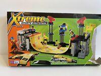 Mega Bloks Xtreme Sports 9157 Xtreme Sports Skate Park + Instructions