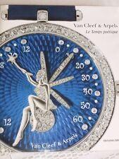 Le temps poétique, La haute horlogerie, Van Cleef & Arpels, M. Serres, Montres