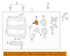 GM OEM-Headlight Headlamp Bulb 13589425
