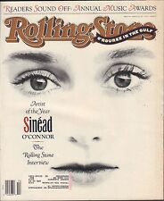 Rolling Stone March 7 1991 Sinead O'Connor w/ML 122616DBE