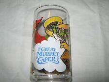 MCDONALDS THE GREAT MUPPET CAPER GLASSES 1981 HENSON, ASSOC.