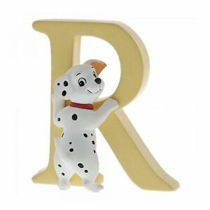 Disney Enchanting Alphabet Initial Letter Figurine From 101 Dalmatians Rolly R