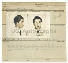 Wanted Notice - Ted Morisett/Burglary & Jail Break - Springfield, Missouri