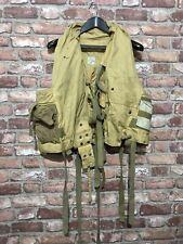 More details for original ww2 raf 1941 pattern mae west life preserver / life jacket - very rare!