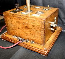 Ancien standard Société Industrielle téléphones SIT 1900-1920